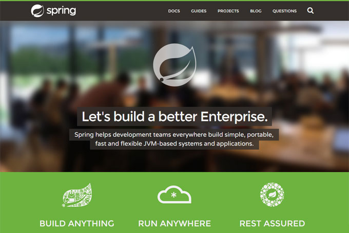 Spring Framework Official